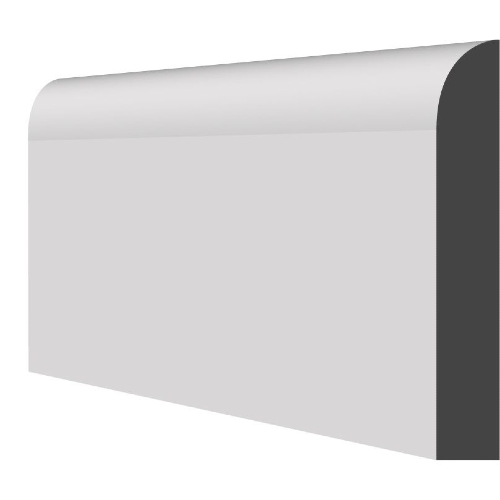 Primed-MDF-Bullnose-9mm-Radius-Architrave-Skirting-Board
