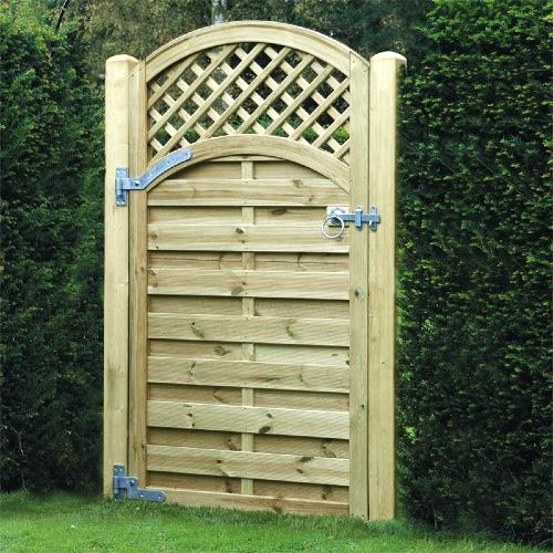Arched-Lattice-Top-Gate