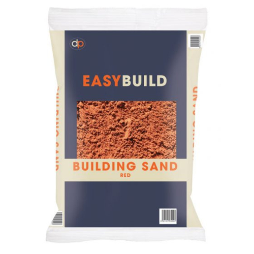 Red-Building-Sand