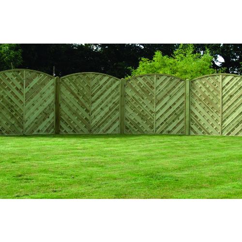 V-Arched-Fence-Panel