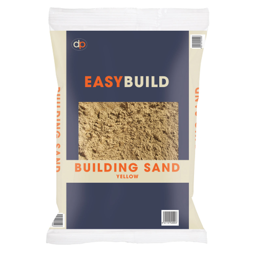Yellow-Building-Sand