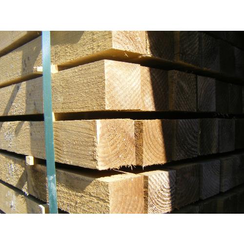 100mm-x-100mm-Sawn-Treated-Fence-Post