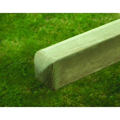 100mm-x-100mm-Smooth-Planed-Pine-Post-4-Way-Rounded-Top