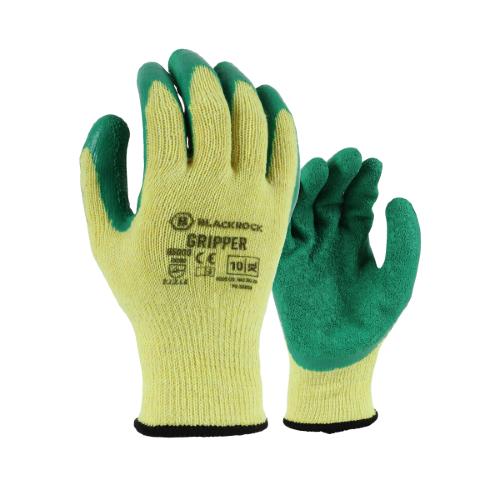 Latex-Gripper-Gloves