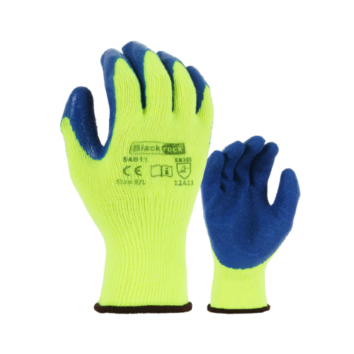 Thermal-Latex-Gripper-Gloves