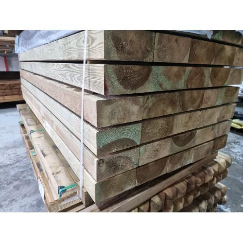 90-x-190-x-2400mm-Planed-Redwood-Sleeper-Rounded-Edges-1