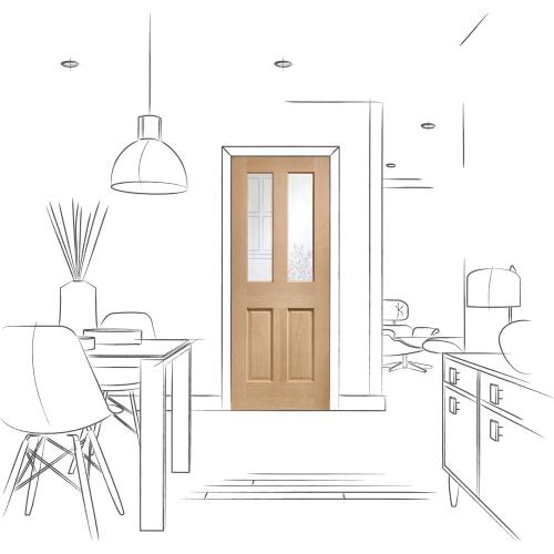 Malton-Internal-Oak-Door-with-Clear-Bevelled-Glass