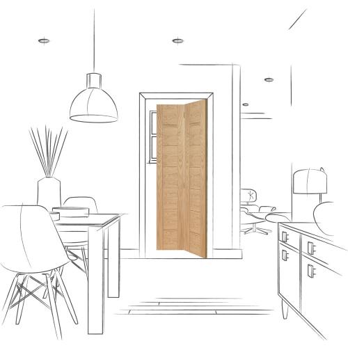 Palermo-Bi-Fold-Internal-Oak-Door