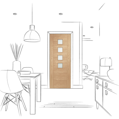 Palermo-Original-Pre-Finished-Internal-Oak-Door-with-Obscure-Glass