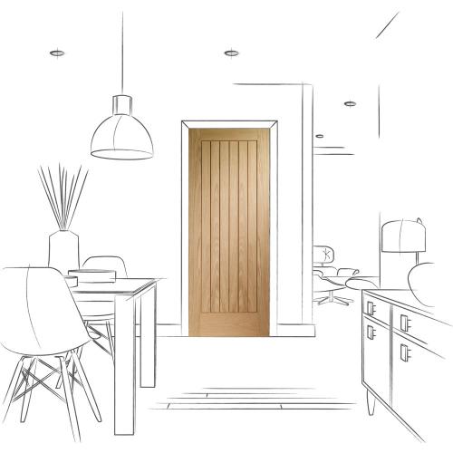 Suffolk-Pre-Finished-Internal-Oak-Door